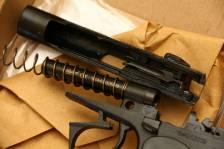 Охолощенный пистолет Макарова Р-411 №1844202039 «очень большая борода»