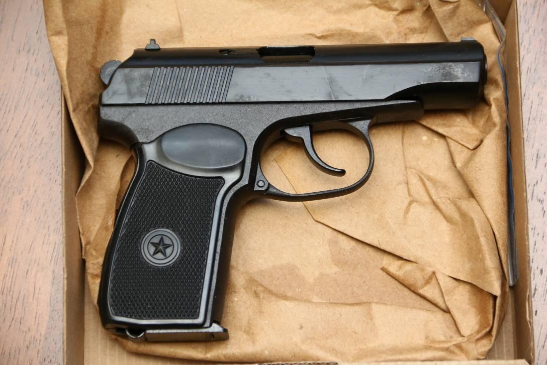 Фото Охолощенный пистолет Макарова Р-411 №1844203070