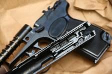 Охолощенный пистолет Макарова Р-411 №1844203070