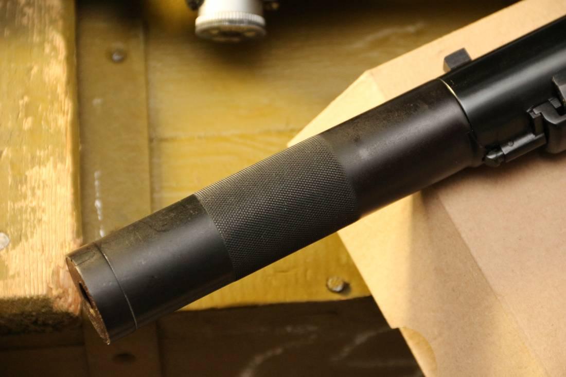 Фото Охолощенный пистолет ПБ Р-413 №17П0279, современный выпуск