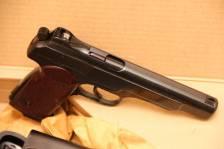 Охолощенный пистолет Стечкина 1954 год, №1444, коллекционное состояние