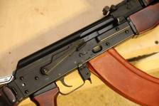 Ручной пулемет Калашникова складной РПКС, 1966 год, №КД-0829