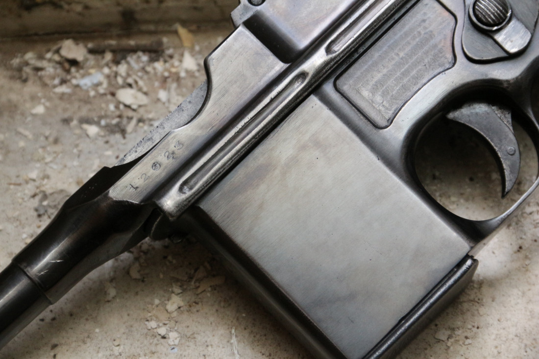 Фото Пистолет Mauser M712 Shnellfeuer #12623
