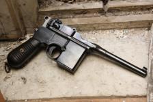 Пистолет Mauser M712 Shnellfeuer #12623