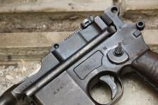 Пистолет Mauser M712 Shnellfeuer #61304
