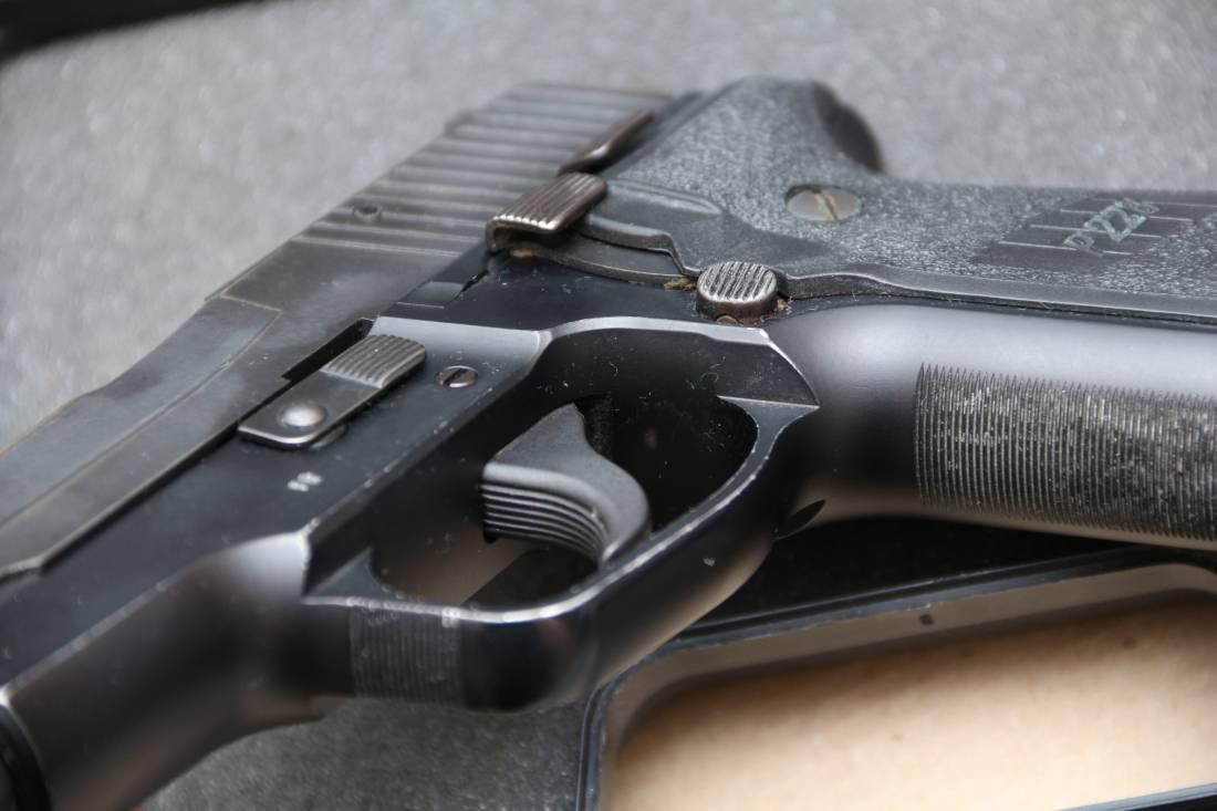 Фото Пистолет Sig Sauer P228 #B210295