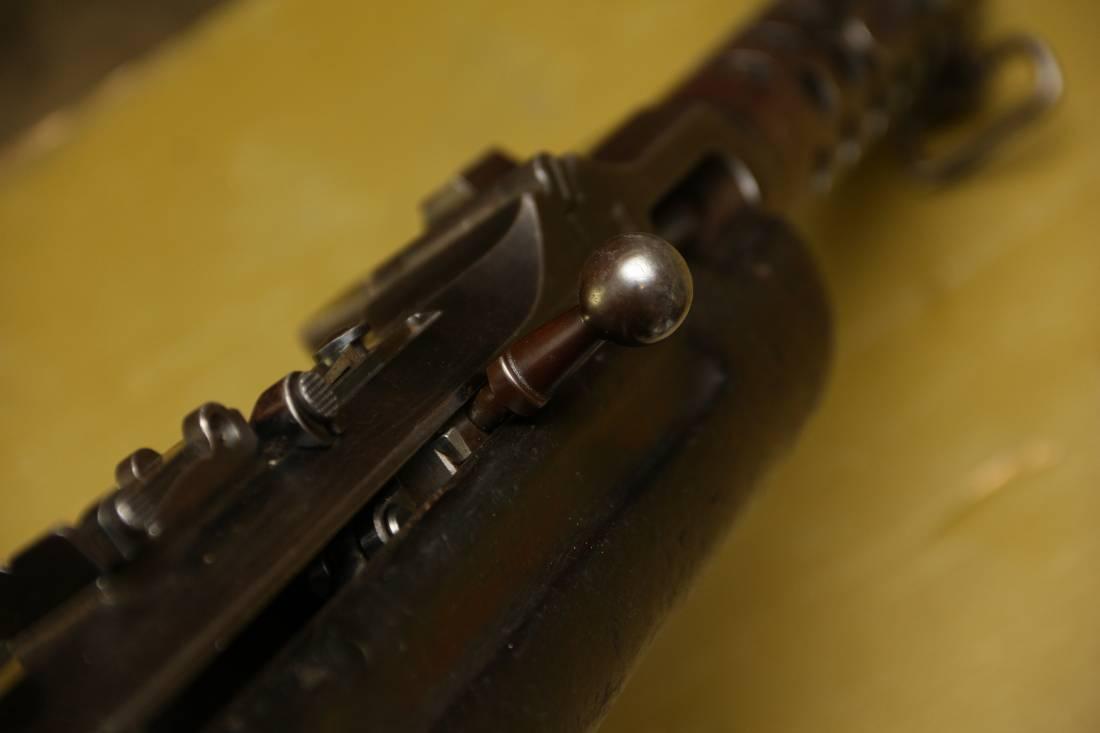 Фото Пистолет-пулемет Steyr-Solothurn S1-100 / MP34 #3729, 1942 год, немецкая военная приемка