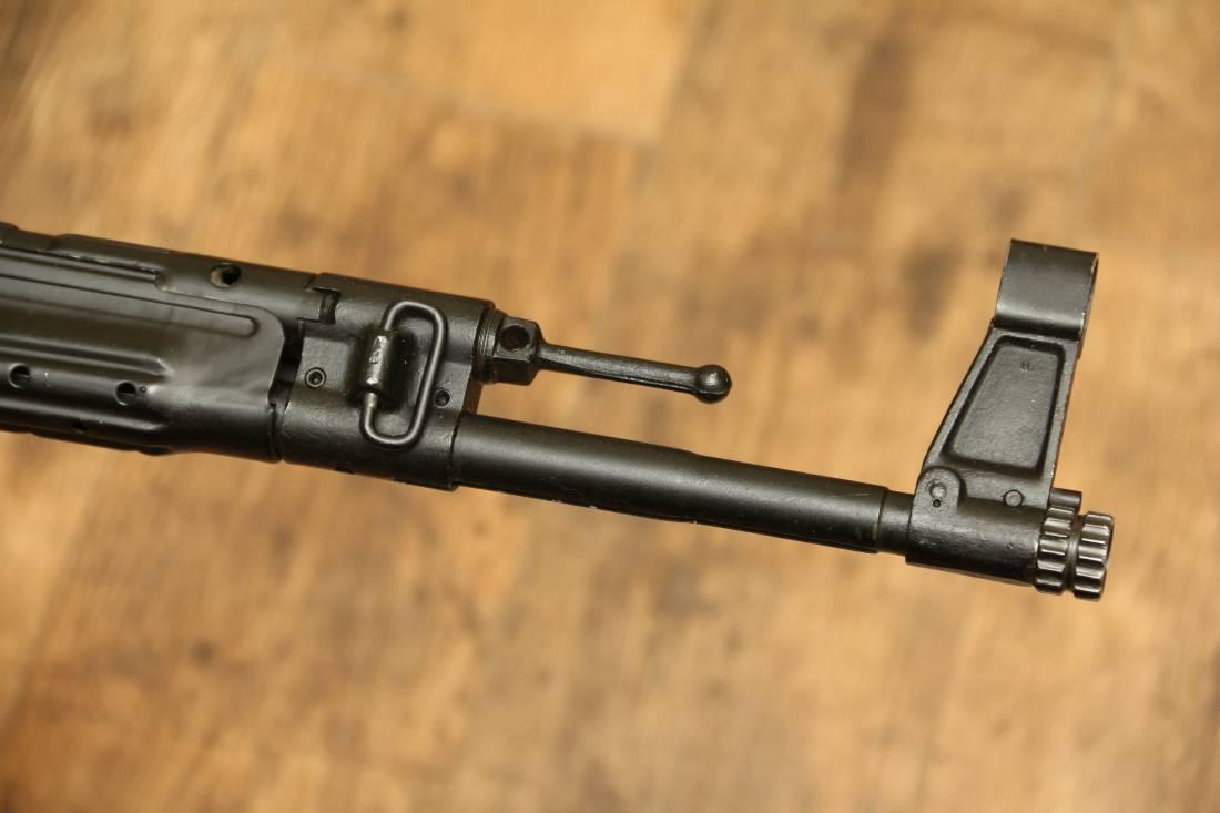 Фото Sturmgewehr STG-44, 1945 год, #3290, номерная, трофей;