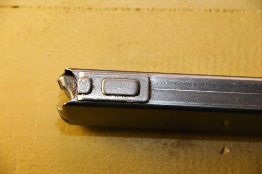 Фото Двухрядный магазин для пистолета-пулемета Suomi