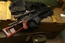 Советская винтовка «СВД» 1983 года №32902