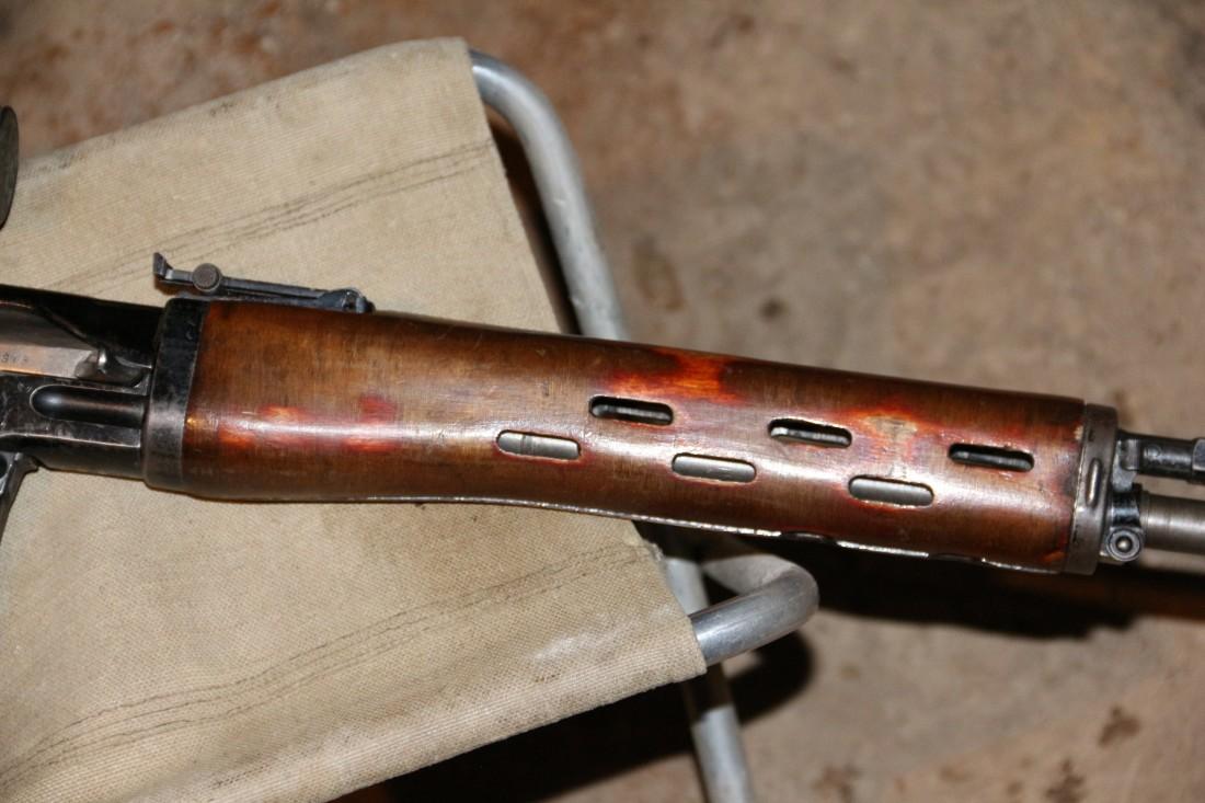 Фото Охолощенная советская винтовка «СВД» 1984 года №39816