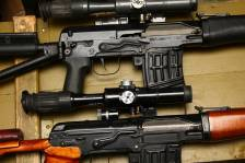 Снайперская винтовка Драгунова СВД-С (складная) №09159061