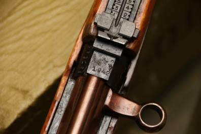 Самозарядная винтовка Токарева СВТ-40, 1942 год, №ВВ3269