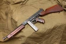 Пистолет-пулемет Томпсон М1; 1942 год; #73455; ленд-лиз