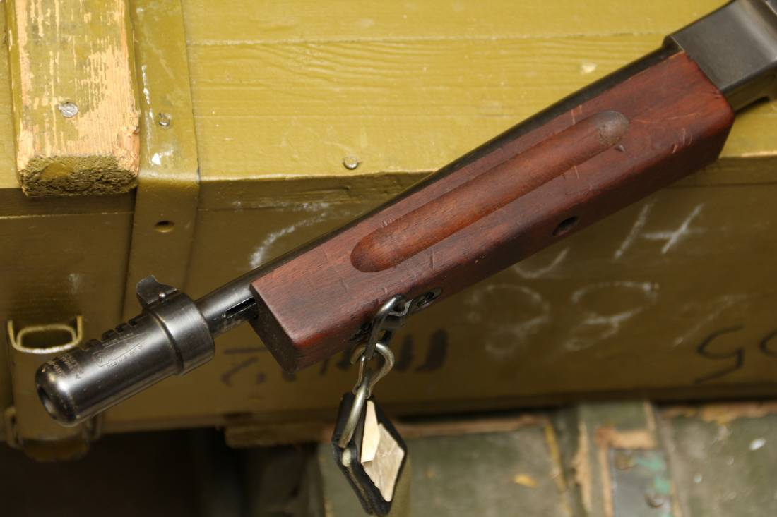 Фото Пистолет-пулемет Томпсон 1928а1 №500261