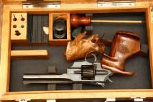 Сигнальный револьвер ТОЗ-49М, №900557, выпуск 1950-60ые годы