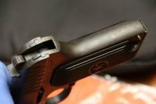Охолощенный пистолет ТТ-СХ 1943 года, №БМ5013