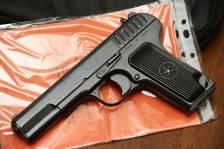 Охолощенный пистолет ТТ-СХ 1938 года, №ИР886