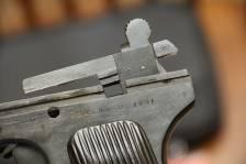 Охолощенный пистолет ТТ-СХ 1941 года, №СН509