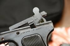 Охолощенный пистолет ТТ-СХ 1937 года, №37386