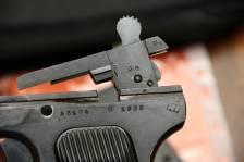 Охолощенный пистолет ТТ-СХ 1939 года, №АБ104