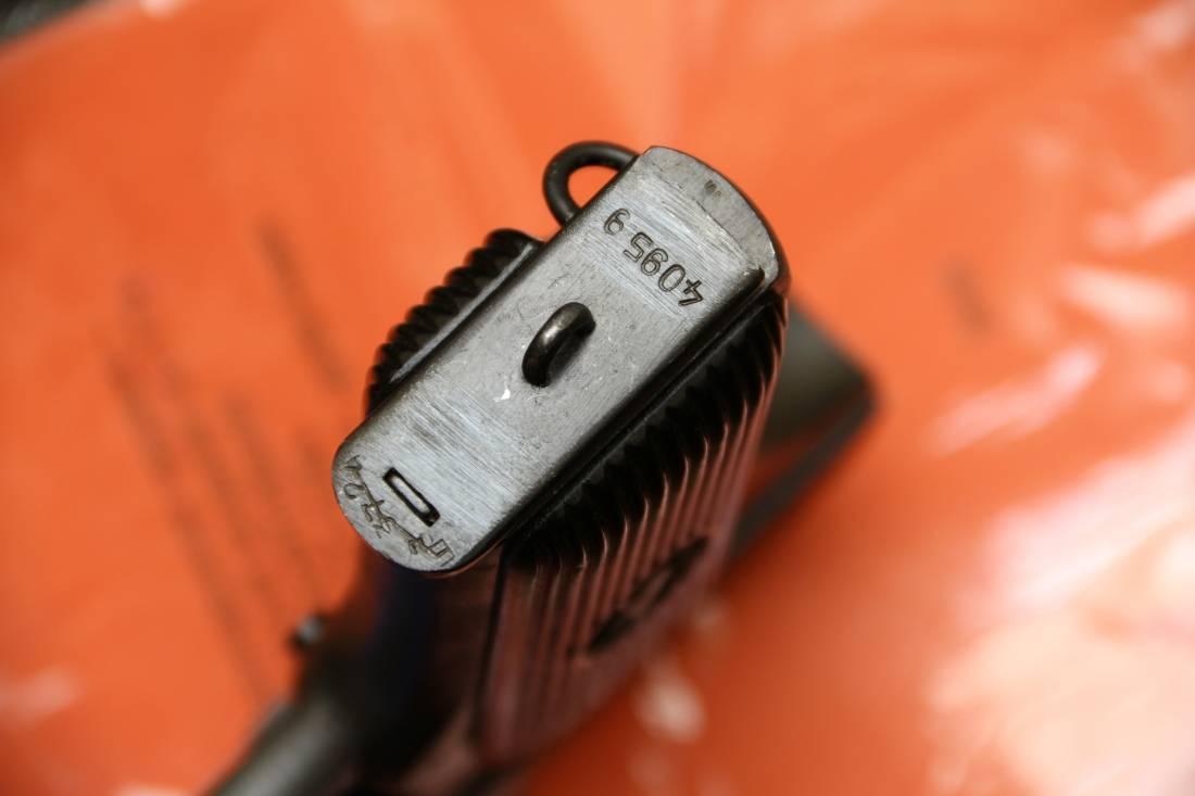 Фото Охолощенный пистолет ТТ-СХ 1937 года, №40959