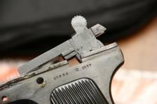 Охолощенный пистолет ТТ-СХ 1937 года, №40959