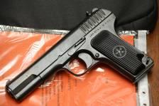 Охолощенный пистолет ТТ-СХ 1939 года, №ПМ701