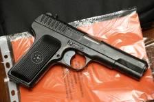 Охолощенный пистолет ТТ-СХ 1938 года, №ЧХ417
