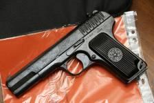 Охолощенный пистолет ТТ-СХ 1936 года, №25842