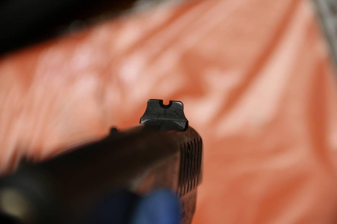 Фото Охолощенный пистолет ТТ-СХ 1936 года, №25842