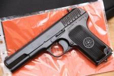 Охолощенный пистолет ТТ-СХ 1939 года, №СС880