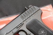 Охолощенный пистолет ТТ-СХ 1939 года №ЧЦ716