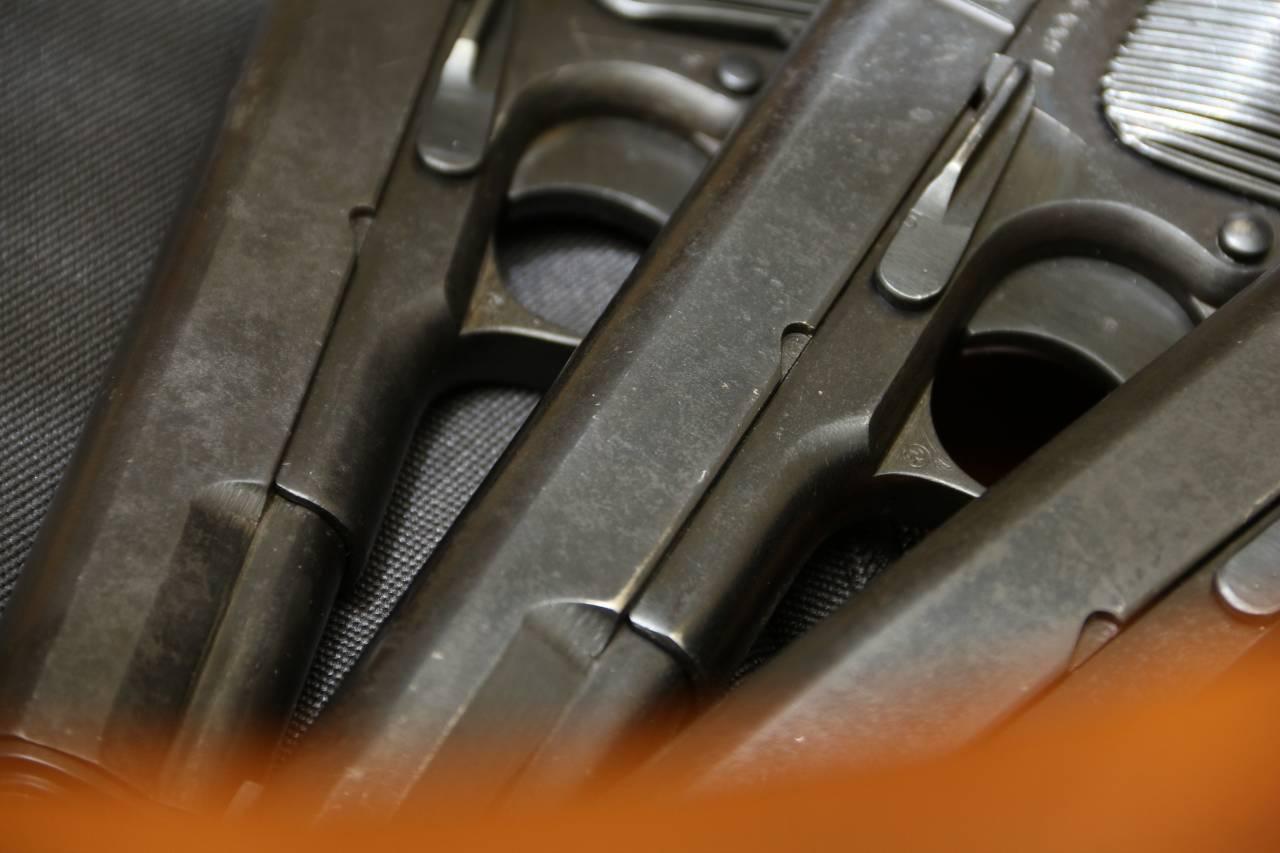 Охолощенные пистолеты ТТ-СХ: партия декабрь 2018