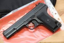 Охолощенный пистолет ТТ-СХ 1939 года №ЖК151