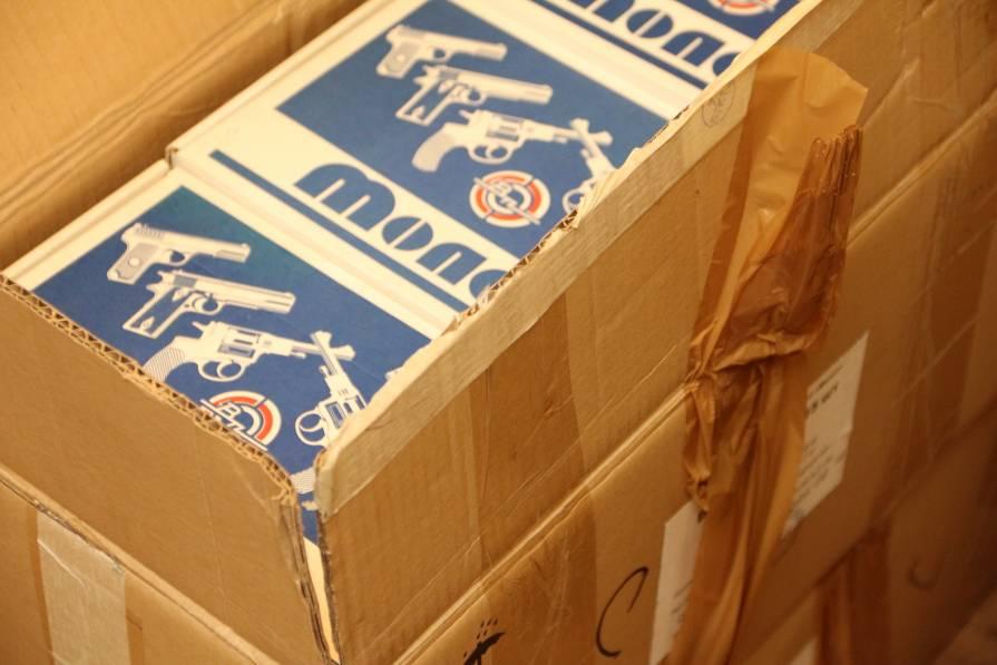 Фото Сигнальные пистолеты ТТ-С, новые, с завода, в масле, отобраны по качеству