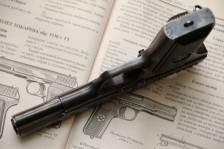 Охолощенный пистолет ТТ 1939 года, №АД824, уникальное состояние