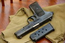 Пистолет ТТ 1940 года №ДП1132