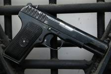 Охолощенный пистолет ТТ 1946 года №ГЕ1499