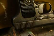 Охолощенный советский пистолет ТТ 1936 года №6278