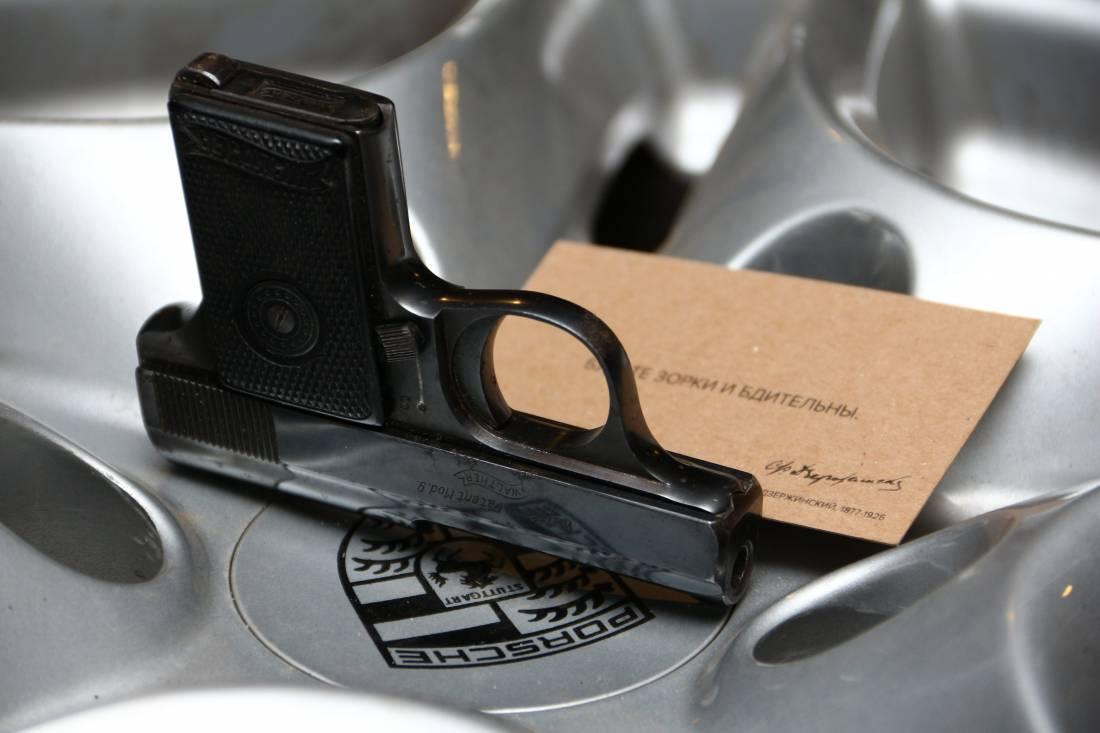 Фото Жилетный пистолет Walther model 9 cal. 6.35 #576820