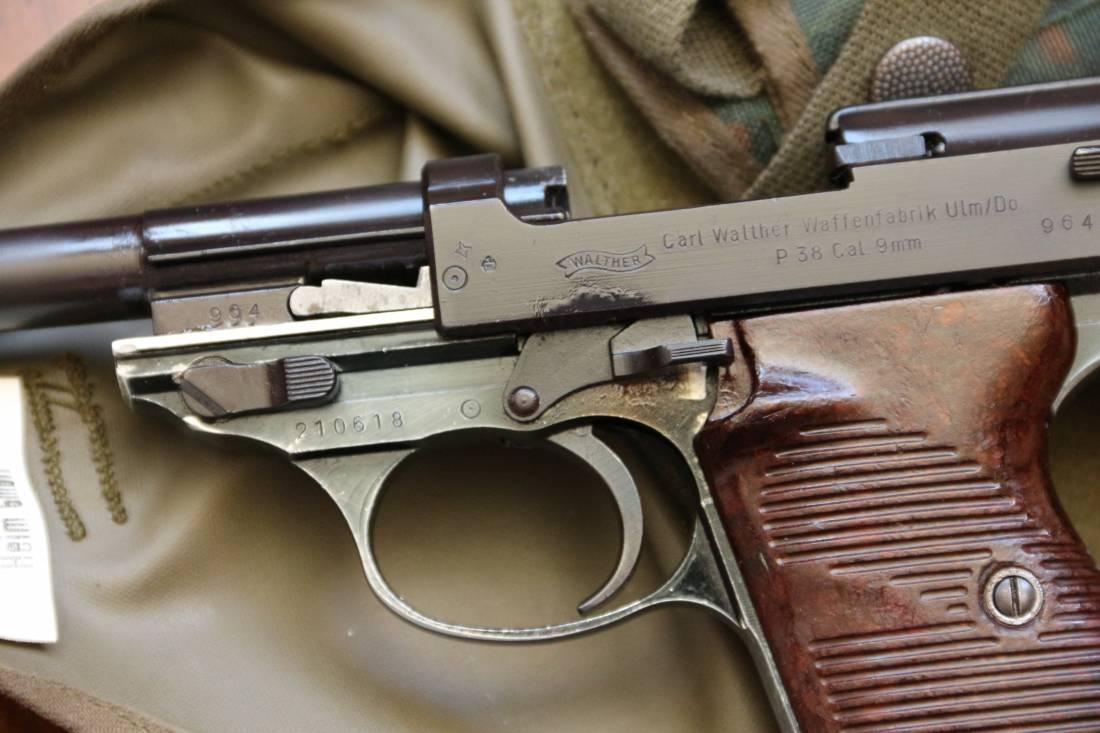 Фото Пистолет Walther P-38/P-1 #210618/964