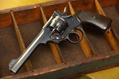 Револьвер Webley MK VI #228764