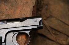 Жилетный пистолет 6.35 Mauser W.T.P. #15393 «1-ая модель»