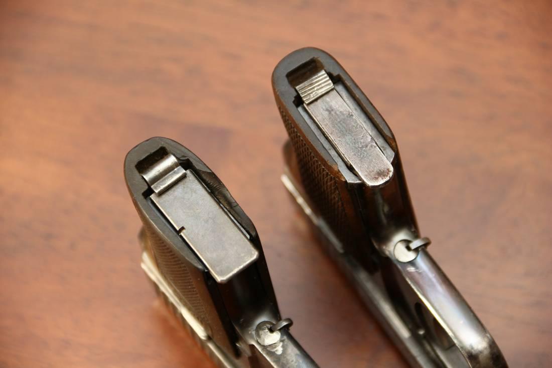 Фото Жилетный пистолет 6.35 Mauser W.T.P. #9634 «1-ая модель»