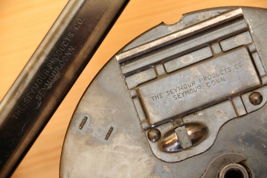 Фото Диск и магазин «The Seymor Products» к ПП Thompson, состояние
