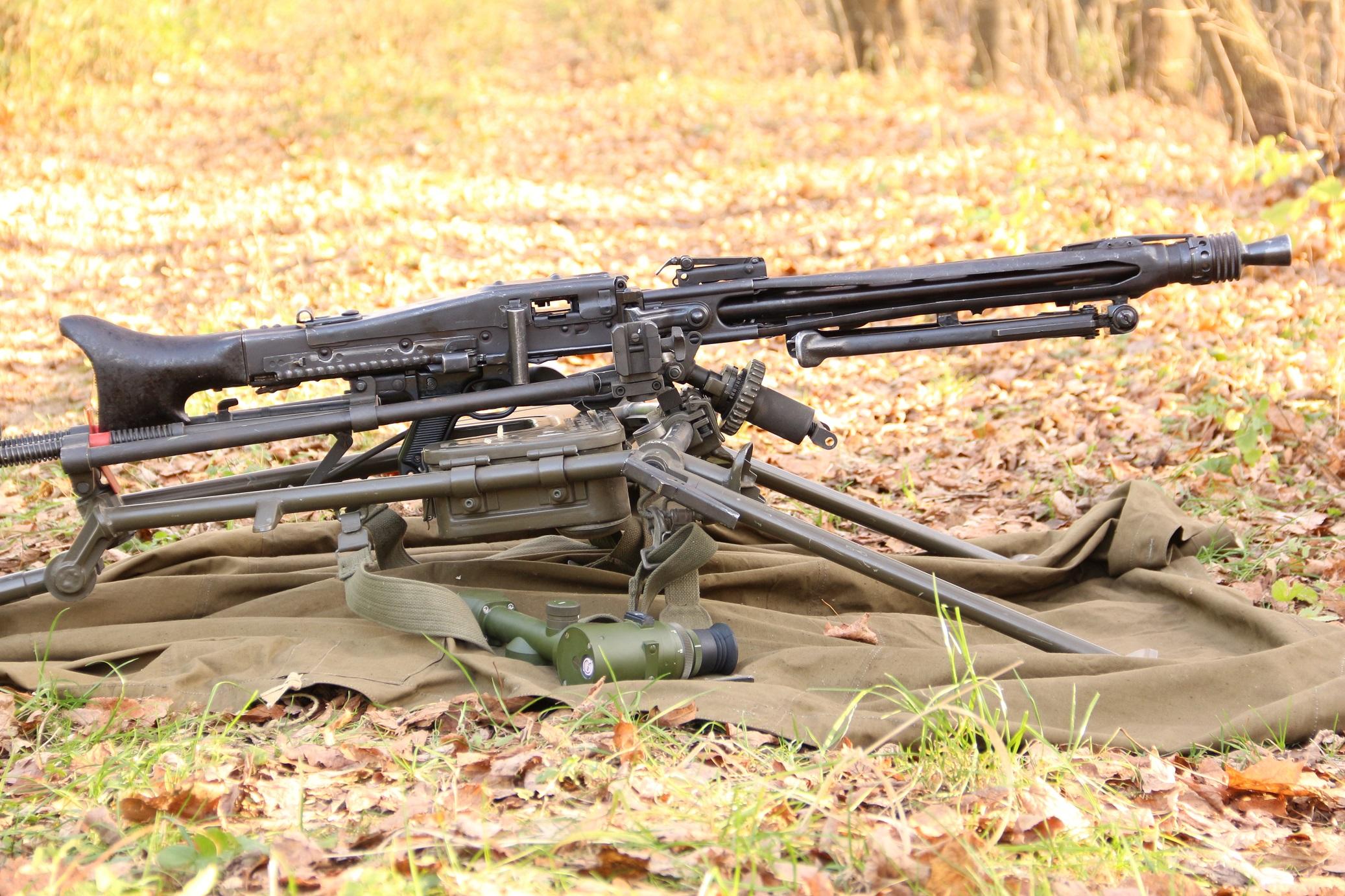 Охолощенный пулемет MG 42/53 #М-41127