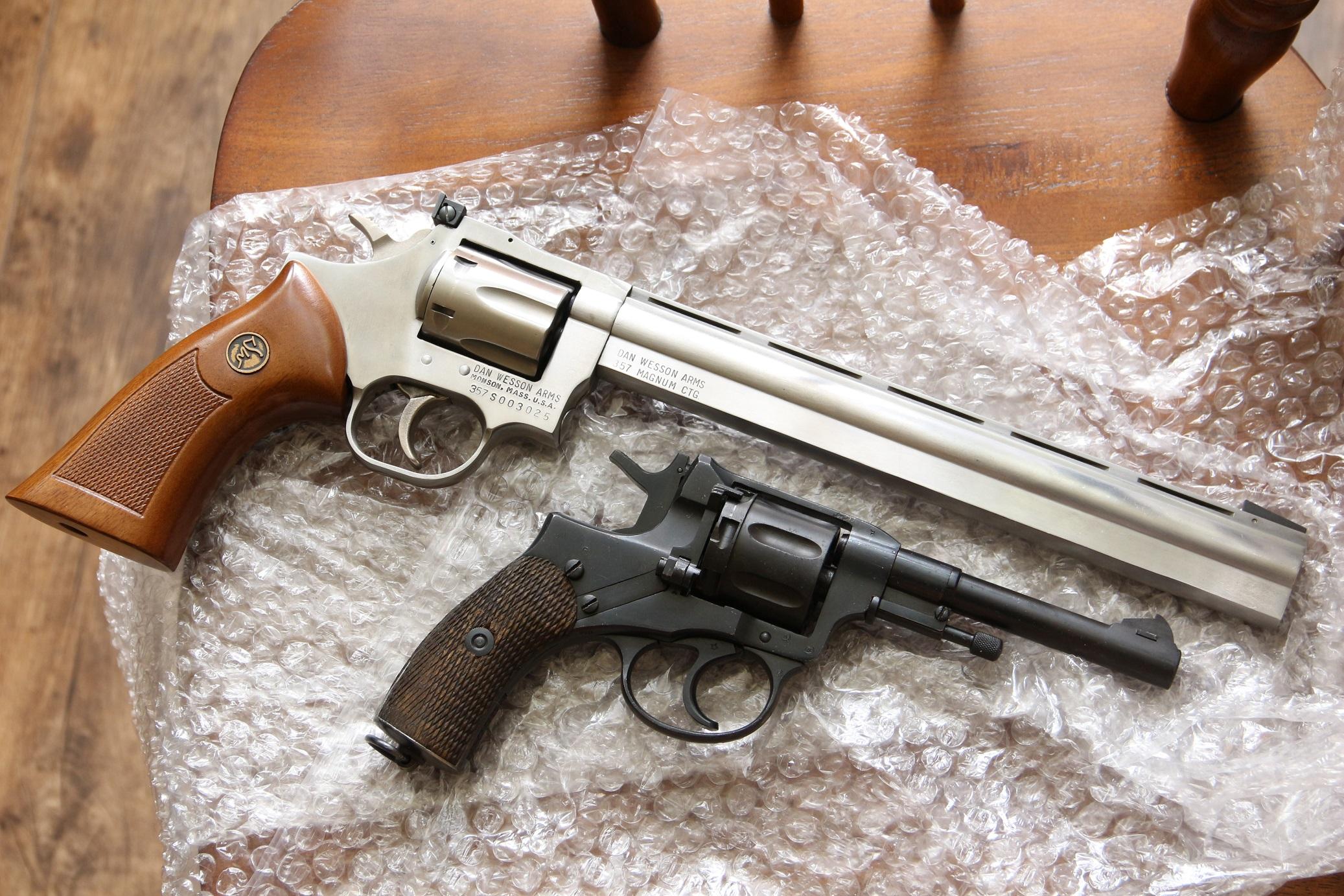 Револьвер Dan Wesson 357 magnum ctg #S003025