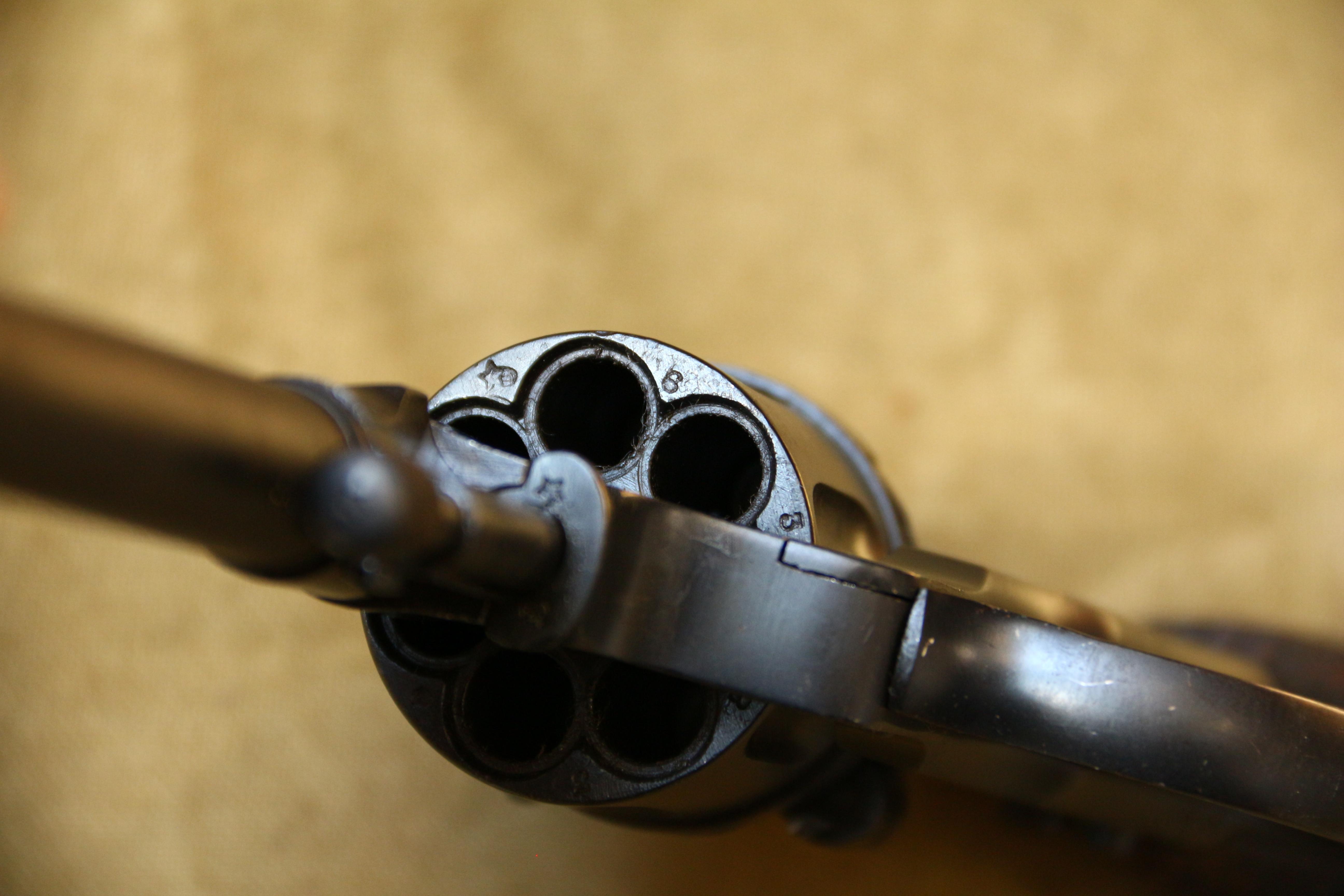 Фото Револьвер Наган 1937 года №63830