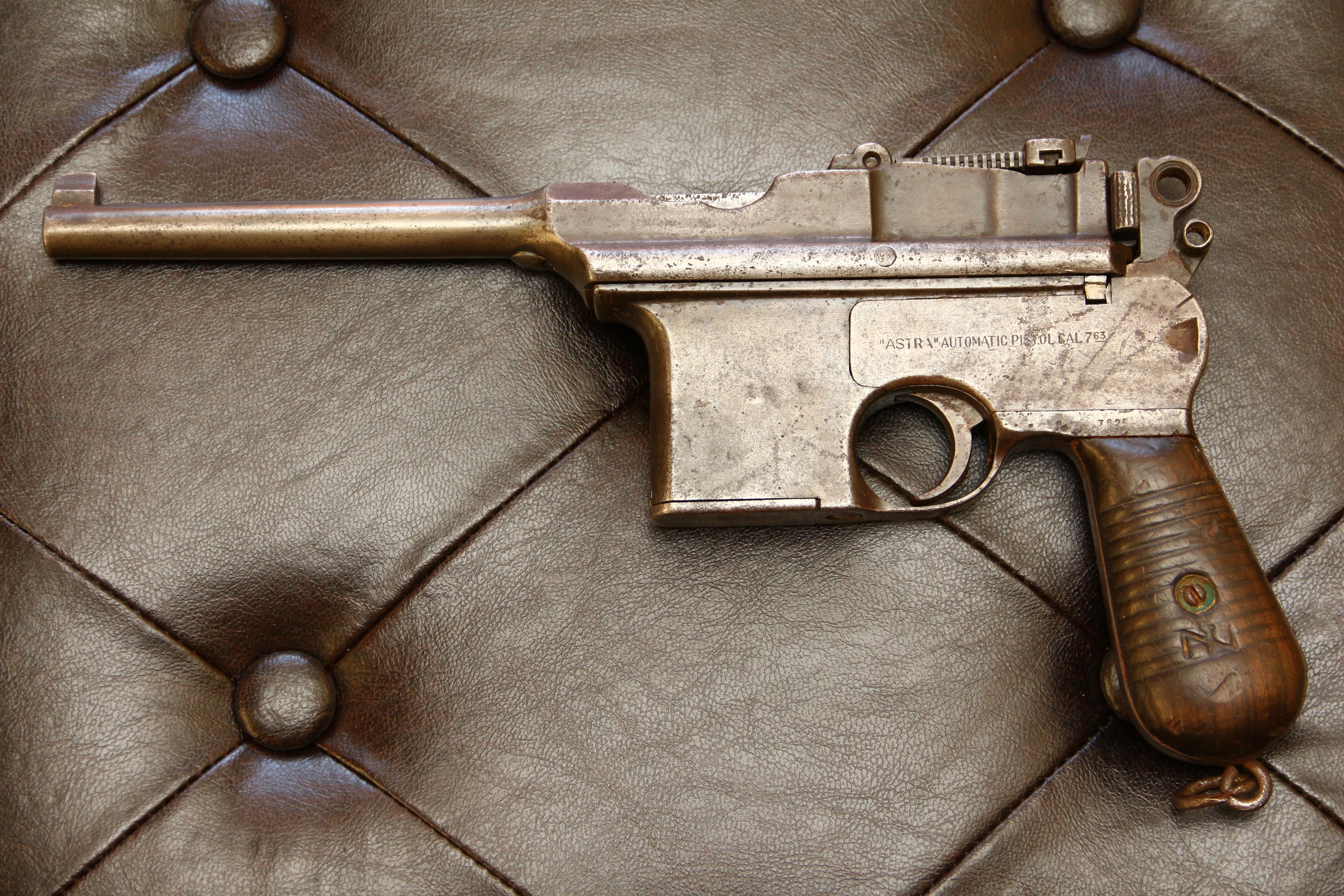 Фото Пистолет Астра 900, #7626